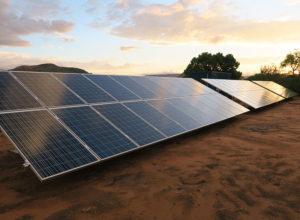 Centrale solaire de Mahaboboka